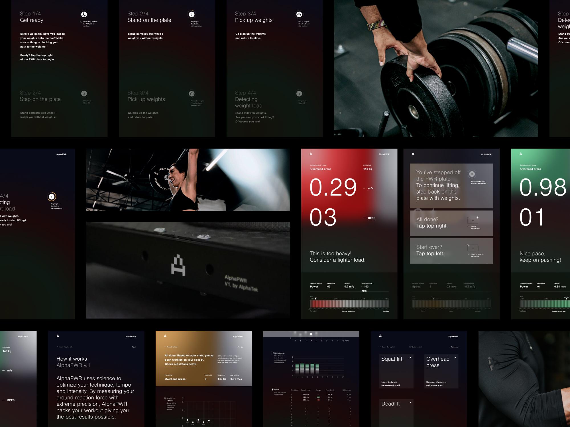 Alphatek-screens