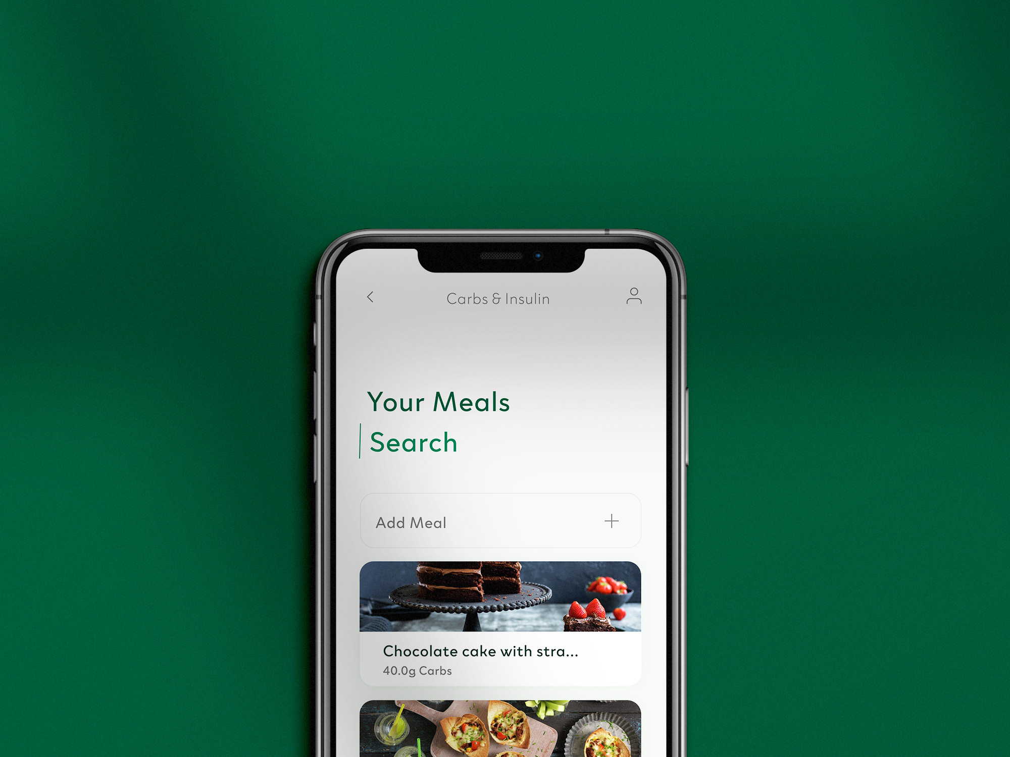 Carbs-UI-Design