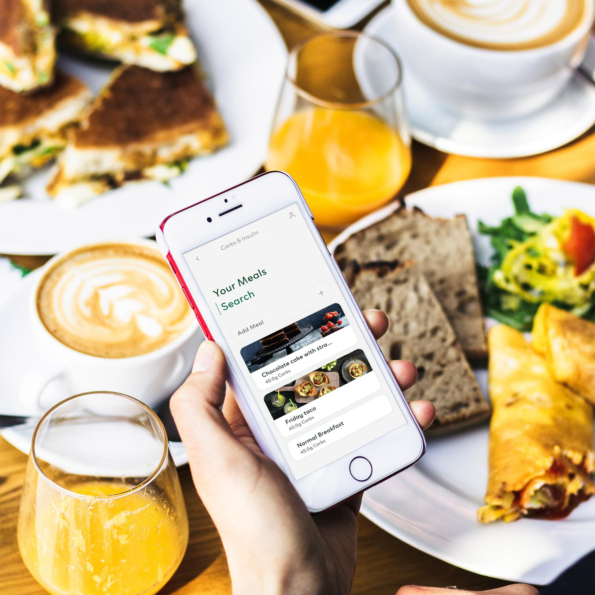 Carbs-UI-Meal